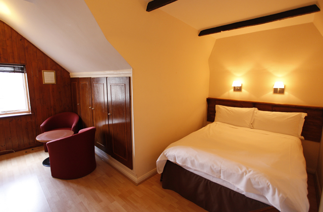 Order Guest rooms