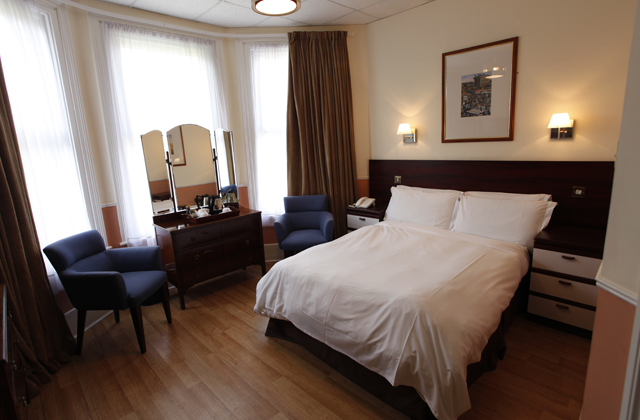 Order Double rooms