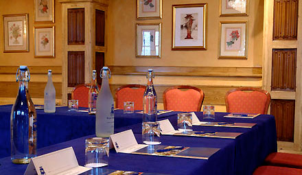 Order Conference & Meetings facilities