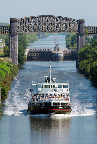 Manchester Ship Canal Cruise Order At Tamworth United