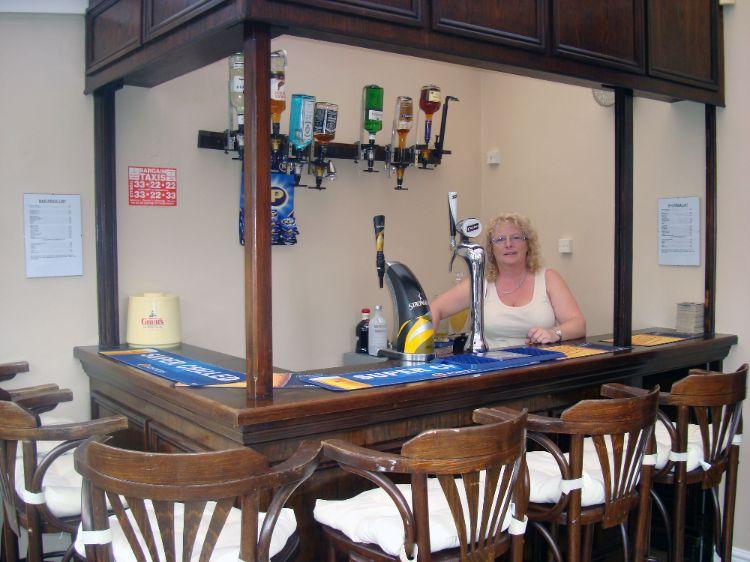 Order The Bar