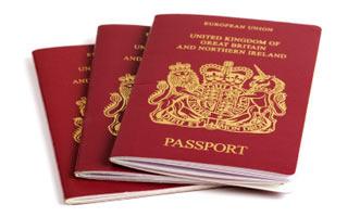 Order Visa & Passport services