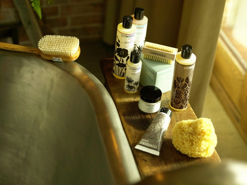 Order The Cowshed Spa
