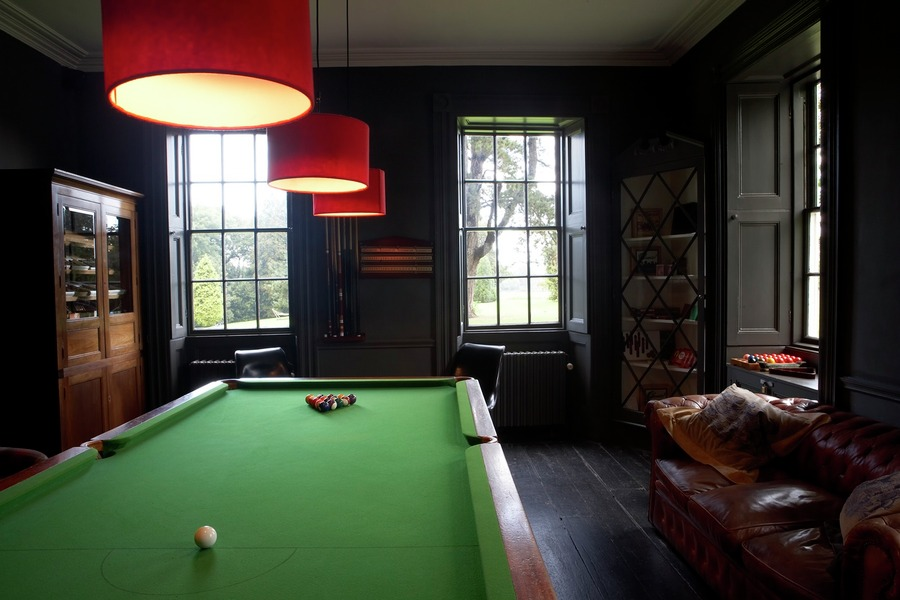 Order The Pool Room
