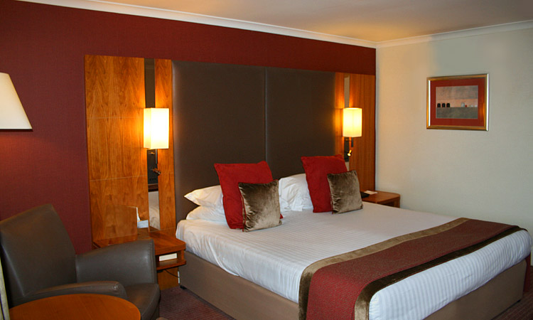 Order Executive Double Rooms