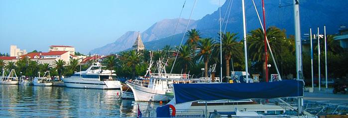 Order Holidays in Croatia
