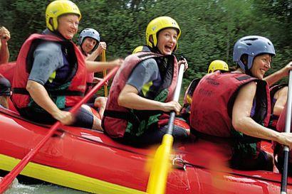 Order White Water Rafting tour