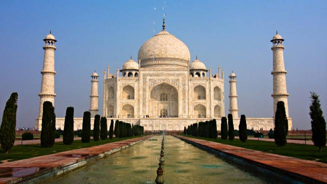 Order Rajasthan: Cities & the Taj Mahal tour