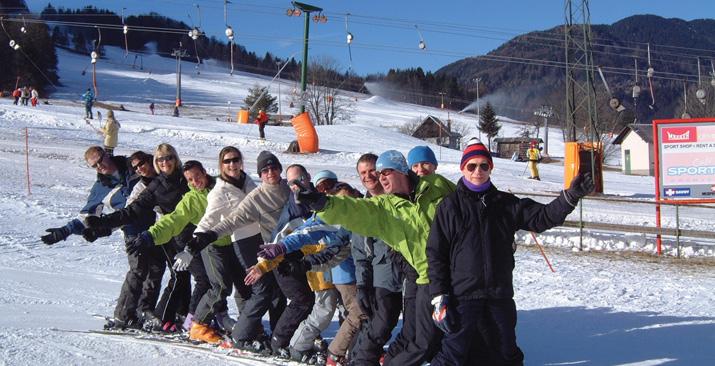 Order Skiing holidays
