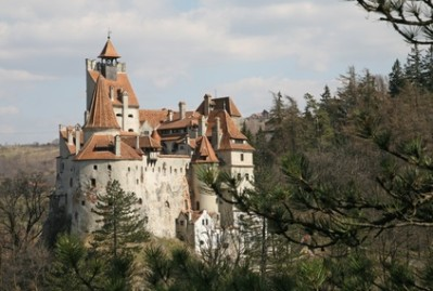 Order Dracula's Lair and the Carpathian Mountains tour