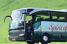 Order Coach holidays