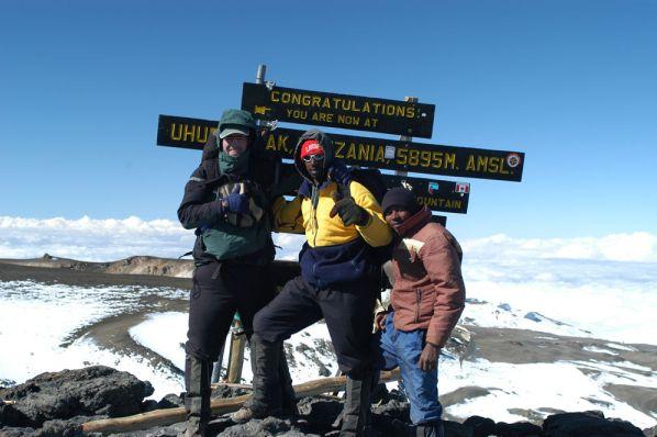 Order Climbing Kilimanjaro tour