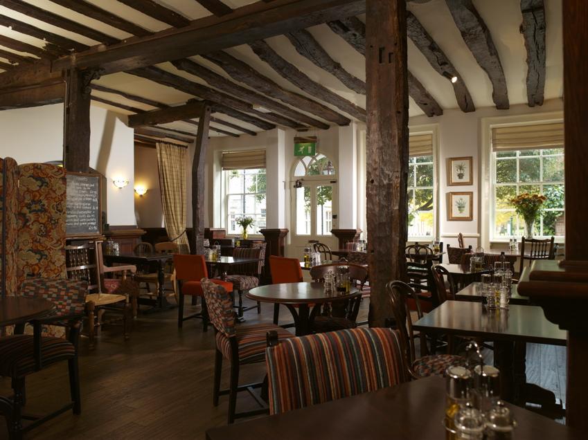 Order The Old Vine's Restaurant
