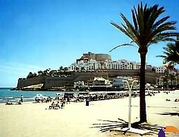 Order Sunny Spain holidays