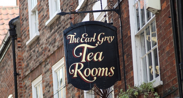 Order Tea For Two in York tour