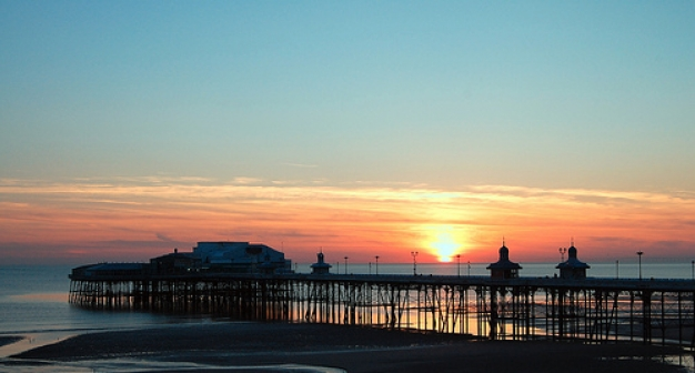 Order Blackpool's Best Beaches holidays