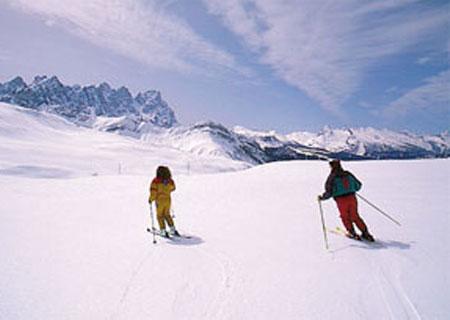 Order Ski honeymoon holidays