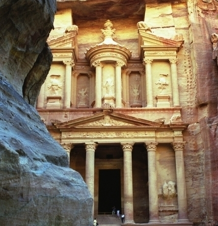 Order Christmas in Petra tour