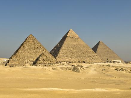 Order A Taste of Cairo: Pyramids & Tutankhamun tour