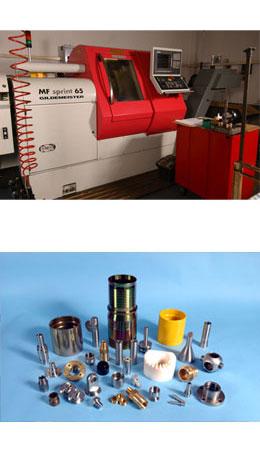 Order DMG MF 65 Sprint Machining Services