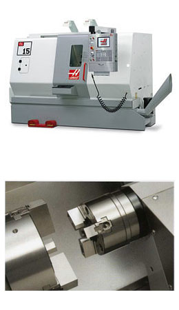 Order HAAS Automation's TL-15 turning centre services