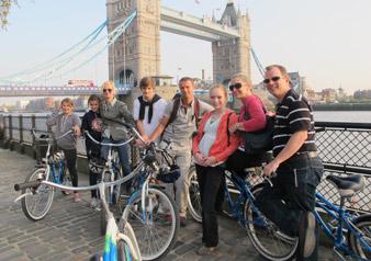 Order Grand London Bike Tour