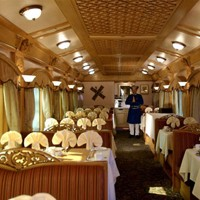 Order Luxurious Deccan Odyssey Train Tour
