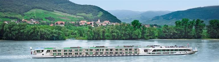 Order Luxury European river cruises