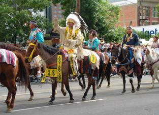 Order Calgary Stampede tour including Western Canada & the Rockies