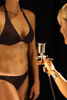 Order Self-Tanning Treatment