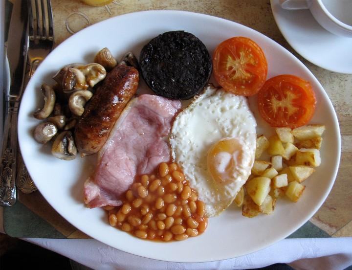 Order Breakfasts