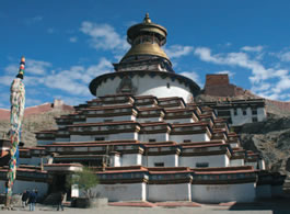 Order 7 Days In Tibet tour