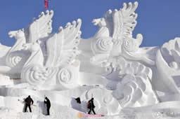 Order Harbin Ice Festival tour
