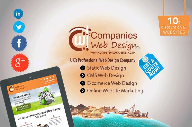 Order Affordable Website Design Services