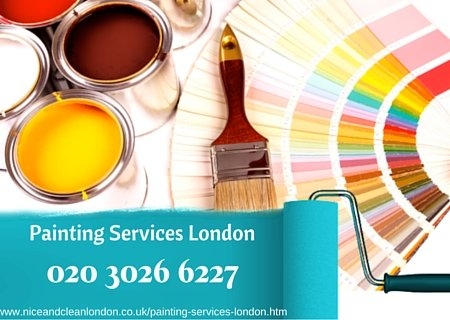 Order Painting services London