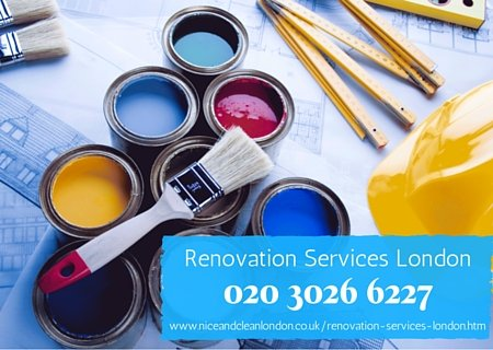 Order Renovation services London