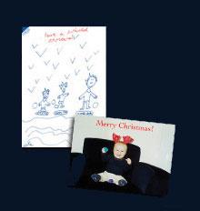 Order Personalised Greeting Cards