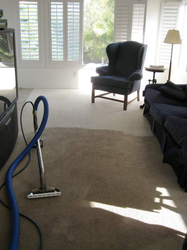 Order Carpet cleaning