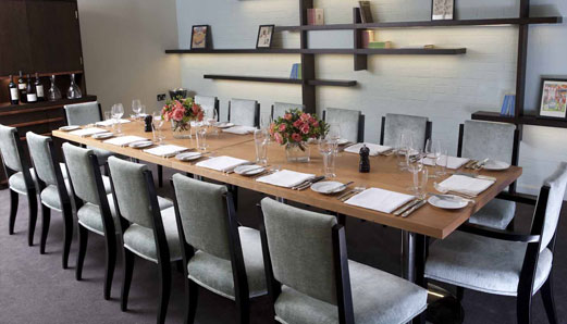 Order Events & private dining