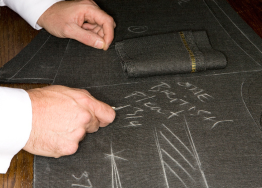 Order Bespoke Tailoring Services