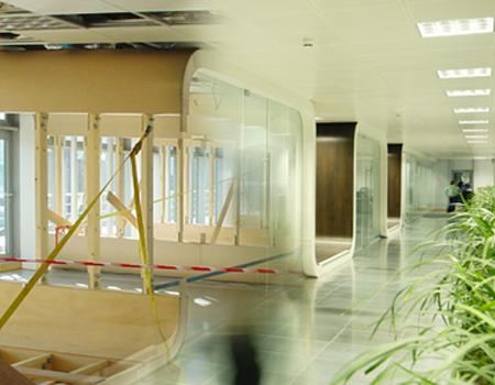 Order Office Refurbishment - Commercial Fit-Out