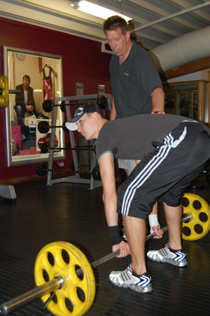 Order Strength & Conditioning