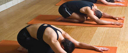 Order Yoga, Pilates and Meditation Classes