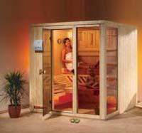 Order Saunas and Steamrooms