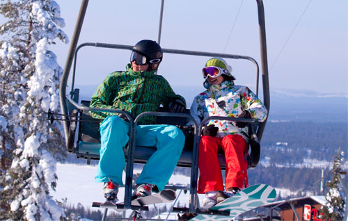 Order Ski All-in Deals holidays