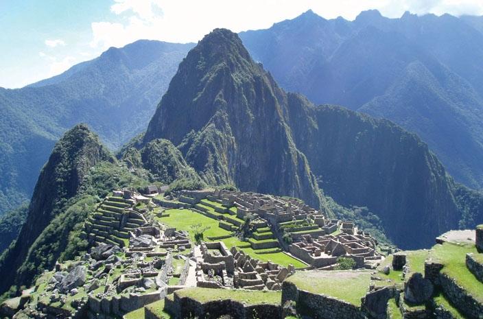 Order Getting to Machu Picchu tour