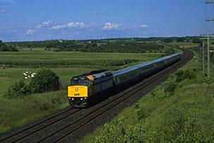 Order Rail Journeys