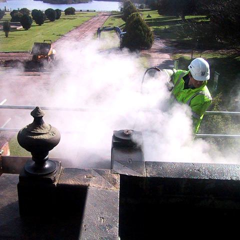 Order Stone cleaning