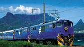 Order Train Journeys