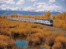 Amtrak trains tour